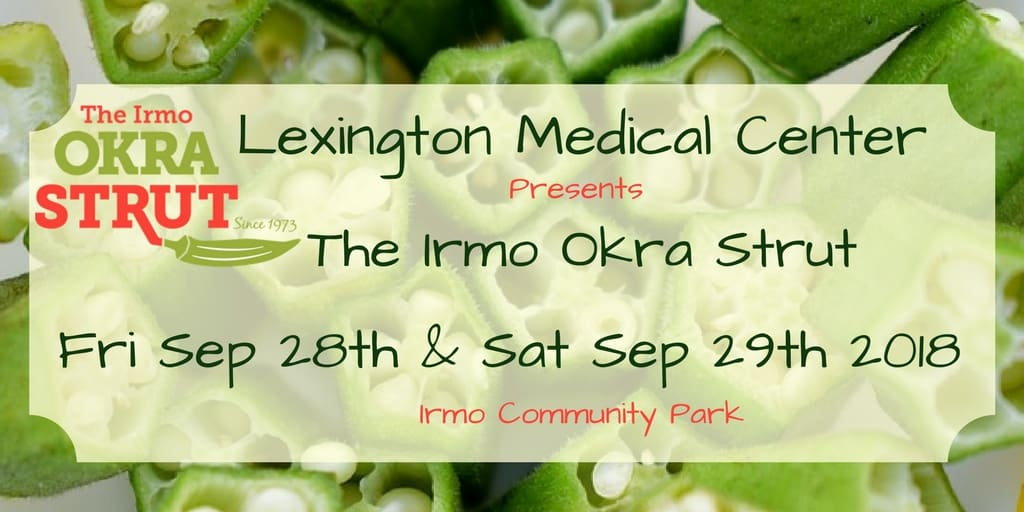 South Carolina | 46th Annual Irmo Okra Strut