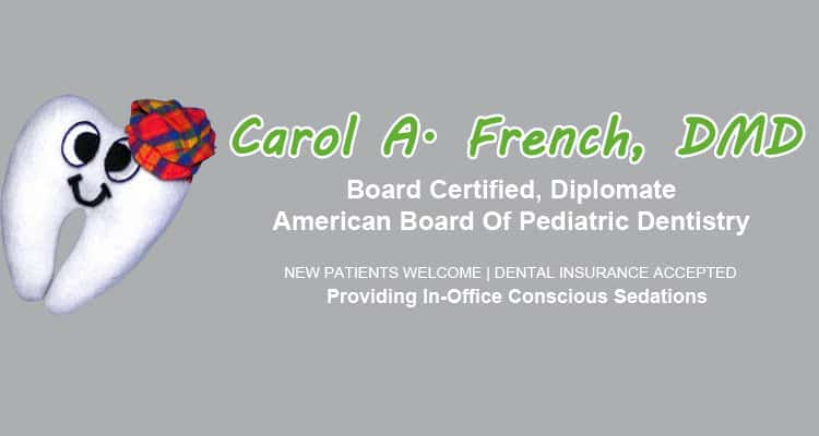 Dr. Carol French Pediatric Dentistry Diamond Sponsor