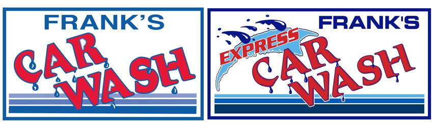 Franks Car Wash Logo