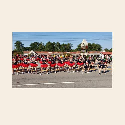 2019 irmo okra strut parade
